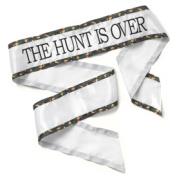 Hortense B Hewitt 35417 Hunt is Over Sash - Brown Camo