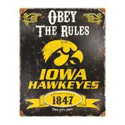 Party Animal Inc. VSIA Vintage Sign - Iowa