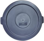 Appeal 100977 Lid For 166.6l Waste Container Grey -Pack of 2