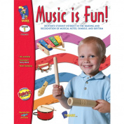On The Mark Press OTM511 Music is Fun Gr. 1
