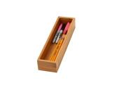 YBM Home 323 Bamboo Drawer Organiser - 3 x 12