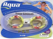 Aqua Leisure AQG1374 Intermed Aquatic Goggle