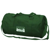 Superbagline QSB22 Green Roll Bag - Pack of 25