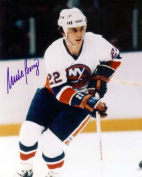 Autograph Warehouse 4642 Mike Bossy Autographed 8 x 10 Photo New York Islanders