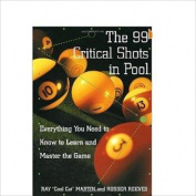 CueStix BK99 Book - 99 Critical Shots in Pool