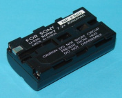 Ultralast CAM-F550 Replacement Sony NP-F550 Digital Camera Battery