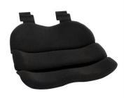 Obus Contoured Seat Cushion Black