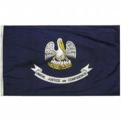 Annin Flagmakers 142160 0.9m x 1.5m Nyl-Glo Louisiana Flag
