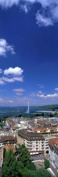 Panoramic Images PPI82643L Geneva Switzerland Poster Print by Panoramic Images - 12 x 36
