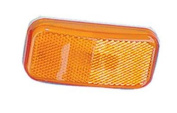FASTNERS 00358L Command LED Clearance Lite Amber