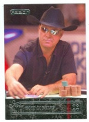 Hoyt Corkins trading card 2006 Razor Poker No.3