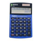 Teledex DD-7622 2-Line 12-Digit Desktop Calculator With 1000-Entry Backtrack Tax And Profit Calculations
