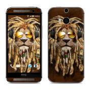 DecalGirl H0M8-DJJAH HTC One M8 Skin - DJ Jahman