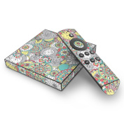 DecalGirl AFTV-FADED Amazon TV Skin - Faded Floral