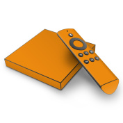 DecalGirl AFTV-SS-ORN Amazon TV Skin - Solid State Orange