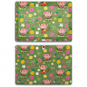 DecalGirl SGN14-HULAM for for for for for for for for for for Samsung Galaxy Note 10.1 2014 Skin - Hula Monkeys