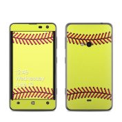 DecalGirl NL65-SOFTBALL Nokia Lumia 625 Skin - Softball