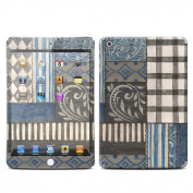 DecalGirl IPDMR-CCHIC-BLU Apple iPad Mini Retina Skin - Country Chic Blue
