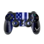 DecalGirl PS4C-USAF-FLAG Sony PS4 Controller Skin - USAF Flag