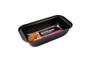 Bulk Buys UU090-18 Large-Size Non-Stick Loaf Pan Large