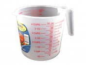Bulk Buys HW011-72 One Quart Measuring Cup