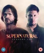 Supernatural: Seasons 1-10 [Region 2]