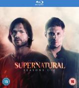 Supernatural: Seasons 1-10 [Regions 1,2,3] [Blu-ray]