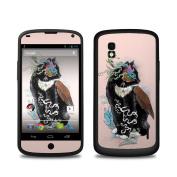DecalGirl LGN4-BMAGIC LG Nexus 4 Skin - Black Magic