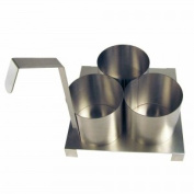 Paragon International 4025 Funnel Cake Mould Ring with Base Plate 11cm .
