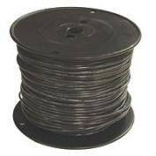 Southwire Company 12BK-STRX500 THHN Stranded Single Wire Black