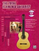 Alfred 00-26197 TOTAL FLAMENCO GUITARIST-BK & CD