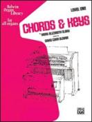 Alfred 00-Ol00087 Glover Organ Chords & Keys 1 F14-16 Book