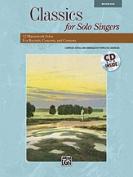 Alfred 00-33207 CLASSICS FOR SOL SNGR-HI-BK & CD