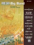 Alfred 00-36315 10 FOR 10 BIG BAND - EP B.JOHNSON