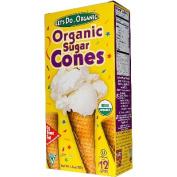 Lets Do...Orgainc BG15134 Lets Do...Orgainc Sugar Cones - 12x140ml
