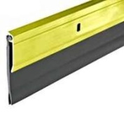 Thermwell Products Doorsweep W/Insert Gold 90cm A62/36GAH