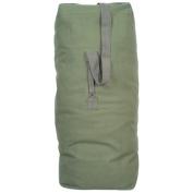 Fox Outdoor 40-40 OD GI Style 80cm x 130cm . Duffle Bag - Olive Drab