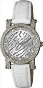 Laurens Basic GS13L901Y Cint. Pell Womens Silver Dial Watch