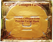 6 XGold Bio-Collagen Facial Mask, Anti-Ageing, Hydrating, Moisturising Face Mask