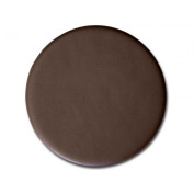 Dacasso a3671 Bonded Leather Coaster - Dark Brown