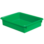 Wood Designs 73006 7.6cm . Letter Tray - Green