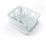 Camco 43511 Mini Dish Drainer With Tray