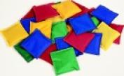 Martin Manufacturers 10cm x 10cm . Heavy-Duty Cloth Bean Bags Pack - 12