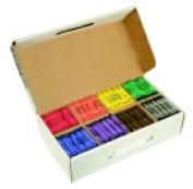 Prang Non-Toxic Crayon Classroom Pack Pack - 800