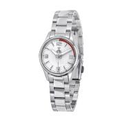 NobelWatchCo EZ 622 LW Stainless Ladies Watch