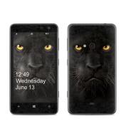 DecalGirl NL65-BLK-PANTHER Nokia Lumia 625 Skin - Black Panther