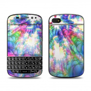 DecalGirl BQ10-FLASHBACK BlackBerry Q10 Skin - Flashback