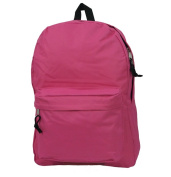 Harvest LM183 Hot Pink Classic Backpack 18 x 33cm x 15cm .