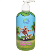 Rainbow Research Kids Shampoo And Body Wash Goin Coconuts - 350ml