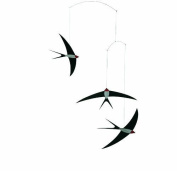 Flensted Mobiles Nursery Mobiles, Swallow Mobile, Garden, Lawn, Maintenance